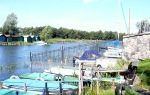 Grodzenie dostępu do wód – rzeka Pisa 2008