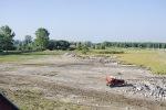 Powiększanie działek, niszczenie trzcinowisk – jezioro Roś 2006