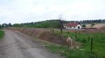 Przekształcanie terenu – okolice Czerwonek 2008