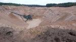 W 2006 r. na Warmii i Mazurach wydano 11 koncesji na wydobywanie żwiru
