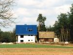 Niszczenie budownictwa tradycyjnego, Kurpie 2005