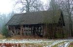 Zdróżno, stodoła - 2009