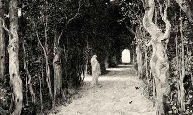 W cieniu listowia – Ferdinand Keller. Ze zbiorów D. i K..Worobców