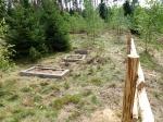 Piskorzewo – montowanie ogrodzenia