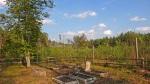 Szast – oczyszczony i ogrodzony cmentarz