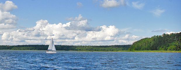 Jezioro Nidzkie Fot. B.Dal