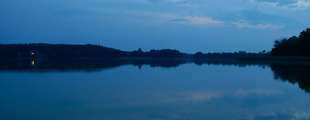 Jezioro Ułówki Fot. B.Dal