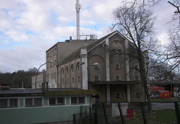Budynek warzelni w 2005 roku. Fot. K.A.Worobiec