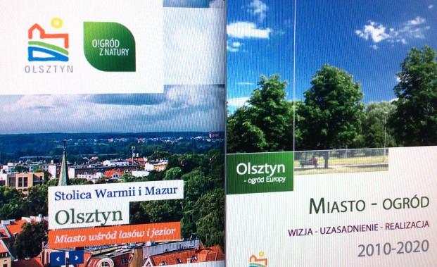 Olsztyn, miasto–ogród?
